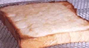 《デカ盛りハンター》食パンdeメロンパン(自宅で簡単!食パン神アレンジレシピ)