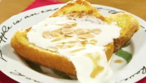 《デカ盛りハンター》俺のフレンチトースト(自宅で簡単!食パン神アレンジレシピ)