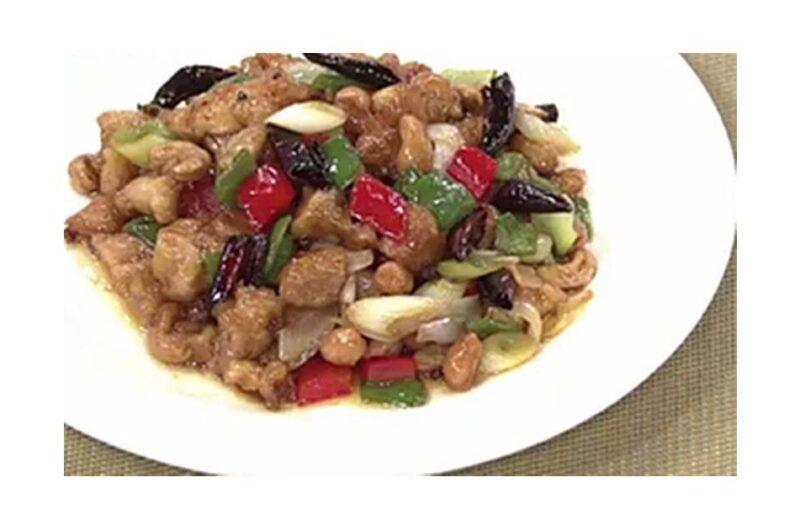 鶏肉の甘酢炒め(陳建一)
