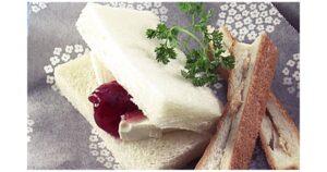 《きょうの料理》いちごクリームチーズサンド(大原千鶴のお助けレシピ:持ち運びOKの朝ごはん)
