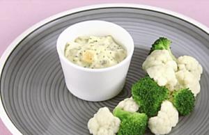 《上沼恵美子のおしゃべりクッキング》温野菜の卵たっぷりタルタル(小池浩司)