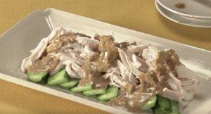 《きょうの料理ビギナーズ》バンバンジーサラダ