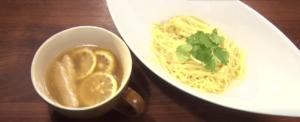 《news every.》インスタントラーメンでトムヤムクン風冷やしレモンつけ麺(「Handicraft Works」店主の...