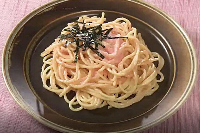 たらこスパゲッティ(喫茶店メニュー)