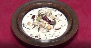 《きょうの料理》きのこと豆の豆乳みそ煮(タサン志麻:秋の食卓~きのこ~)