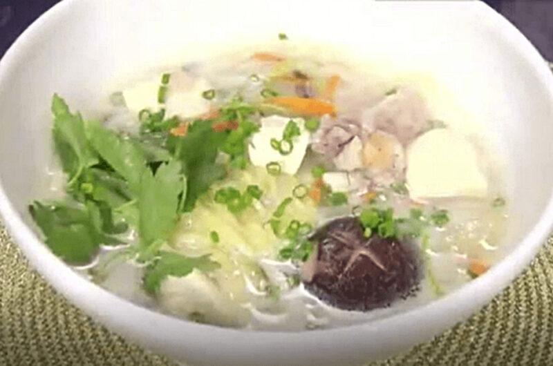 本格鯛だしラーメン(幸せの中華レシピ:シャウ・ウェイ)