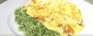 《news every.》濃厚ウニ卵の二色チャーハン(幸せの中華レシピ:シャウ・ウェイ)