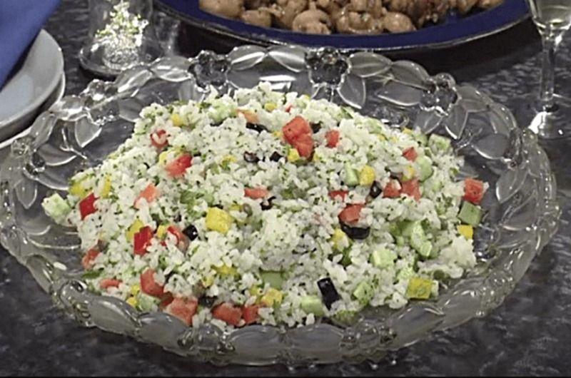 ライスサラダ