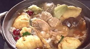 《news every.》ショウガたっぷり!中華鶏鍋(幸せの中華レシピ:シャウ・ウェイ)