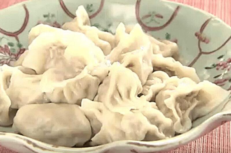 もちもち水餃子(ウー・ウェン)