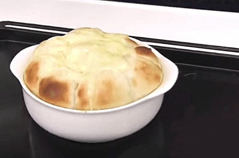 30分で作れる魔法のパン:チーズフォンデュちぎりパン(ゆーママ)