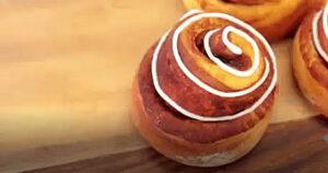 《土曜はナニする》30分で作れる魔法のパン:シナモンロール(ゆーママ)