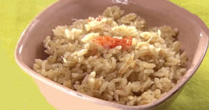 《ソレダメ》ほったらかし!海苔の佃煮炊き込みご飯(手抜きアレンジャーズ:和田明日香)