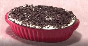 《きょうの料理》チョコレートティラミス(いちおしスイーツ:小堀紀代美)