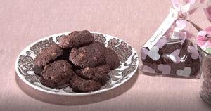 《きょうの料理》塩チョコナッツクッキー(いちおしスイーツ:小堀紀代美)