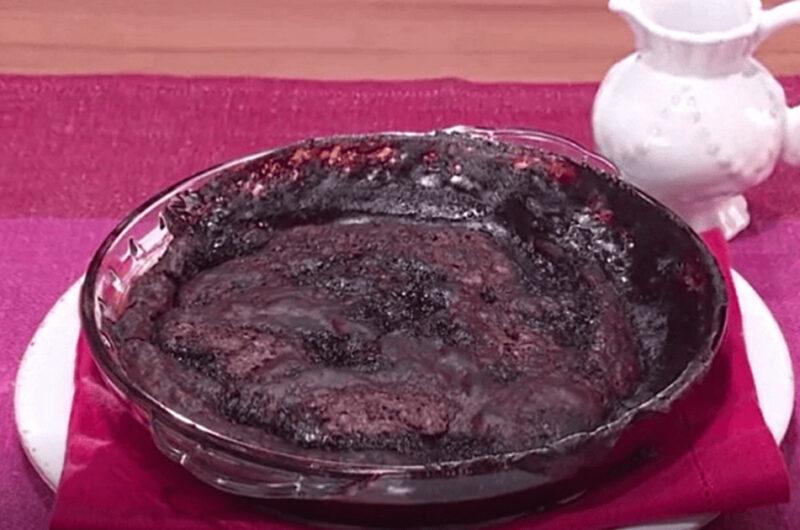 チョコプディングケーキ(中村紫乃)