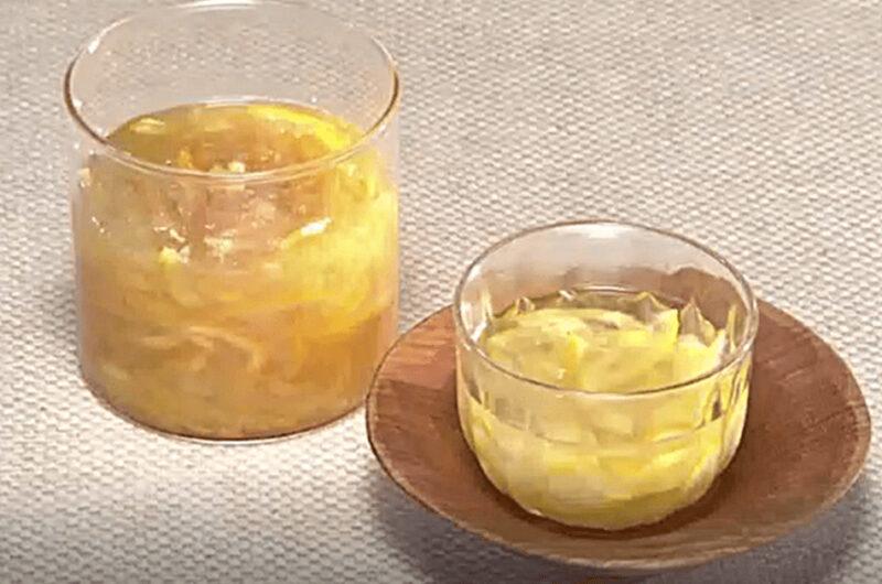 柚子茶(手仕事12か月「柚子の保存食」:コウ静子)
