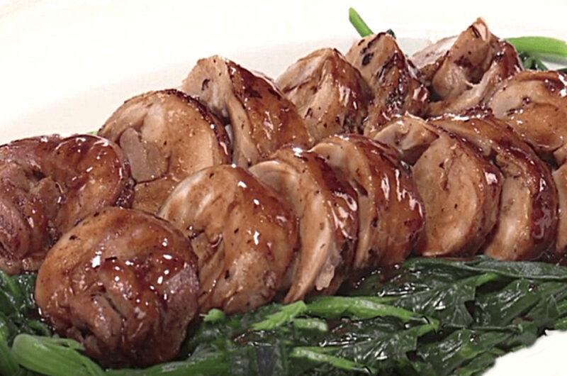 照り焼き鶏チャーシュー(藤井恵)