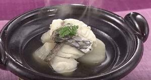 《きょうの料理》たいとかぶの煮物(大原千鶴のお助けレシピ:かんたん10分煮物)
