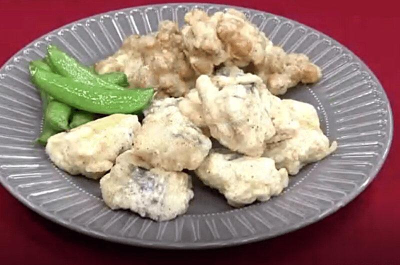 サワラとひよこ豆のフリット(坂本昌行のone dish)