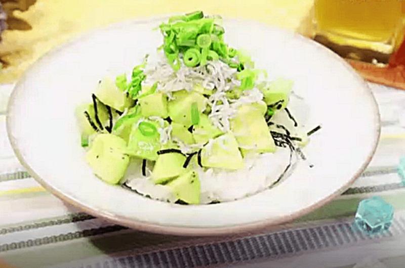 塩ダレアボカド丼(簡単バズ飯7選:リュウジ)