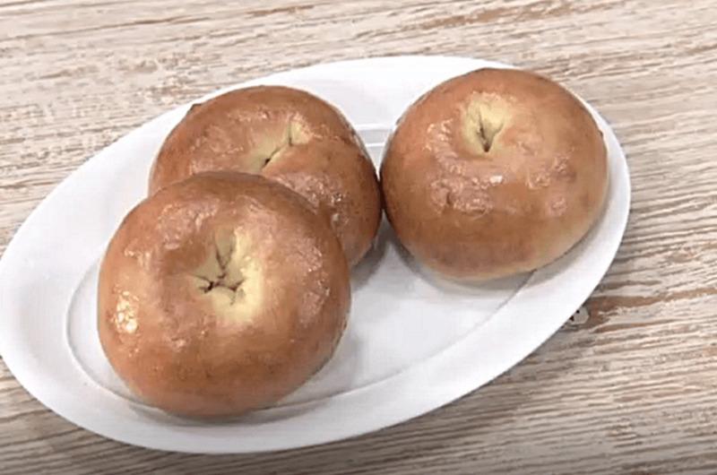ふわもちベーグル(ムラヨシマサユキの簡単手づくりパン)