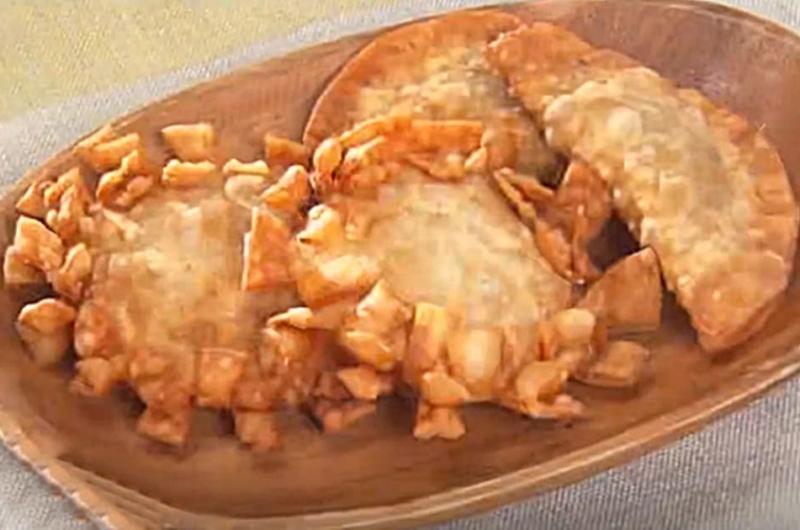 餃子の皮で!簡単ミートパイ(手抜き料理アベンジャーズ:馬淵優佳)