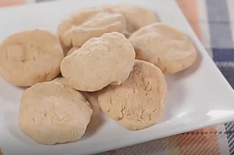 ピーナッツバタークッキー(スパイスで!さっぱりレシピ:印度カリー子)