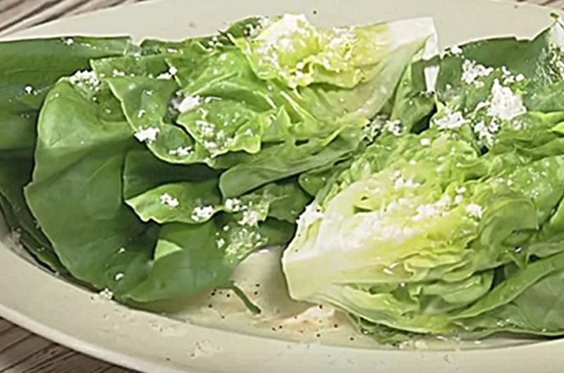 丸ごとサラダ(タサン志麻の料理上手への道)