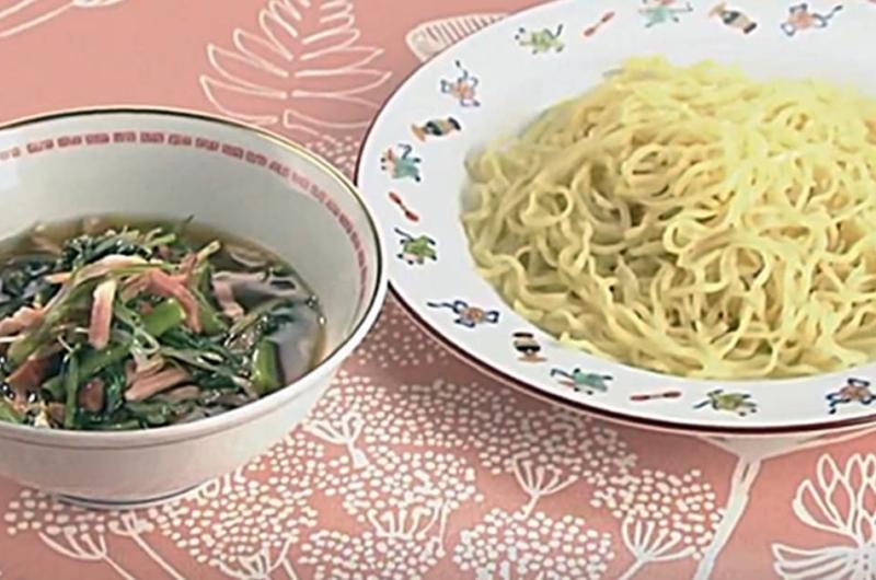 チャーシューつけ麺(石川智之)
