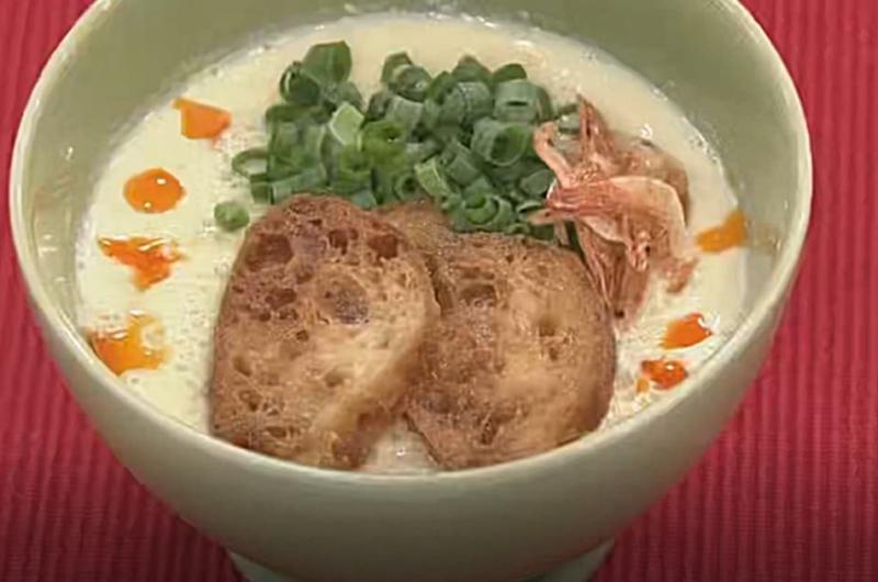 絶品!台湾の豆乳スープ(木村顕)