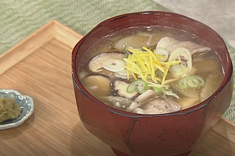 里芋のもちもち団子汁(平野レミの早わざレシピ!2021秋)