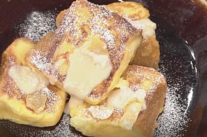 香りフレンチトースト(井澤由美子)